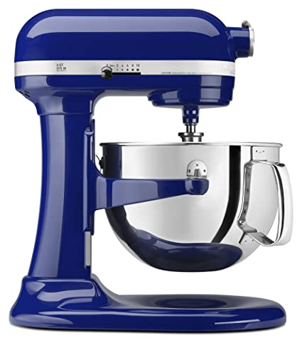 kitchen aid 5 qt mixer portable islands for the kitchenaid professional 600系列6夸脱台式搅拌机艳蓝色 需配变压器
