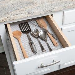 Kitchen Shelf Liners Kohler Cast Iron Sink Duck Brand 1344559 Select Grip 非粘性货架内衬12 英寸x 20 英尺 约 约30 5 厘米x 6 1 米 白色 价格报价图片