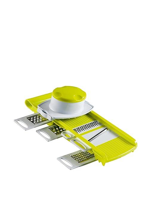 mandolin kitchen slicer best commercial degreaser 厨房艺术家男式215 曼陀林切片机 带5 个可互换刀片 artist 个可互