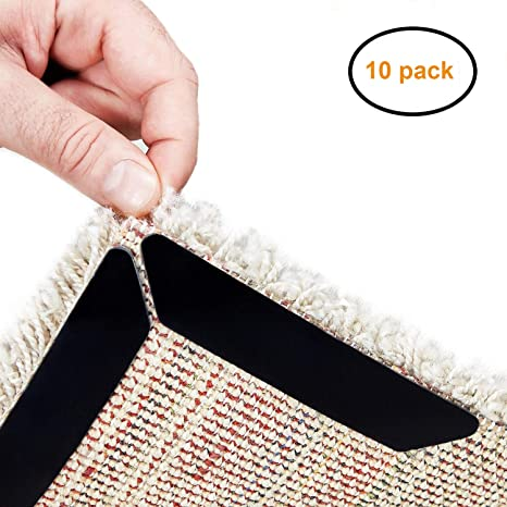 kitchen gel mats whitewash table ameitech 地毯抓地毯 家用防滑贴纸防卷 多功能可重复使用纳米凝胶垫 多功能可重复使用
