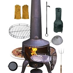 Bronze Kitchen Appliances Drawer Cabinet Base Gardeco Tia 系列 道式烤炉和配件套装 青铜色 厨具 亚马逊中国