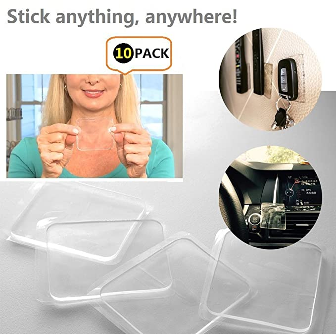 kitchen gel mats ikea kitchens reviews 通用防滑垫 粘性防滑凝胶垫 汽车高尔夫球车 划船厨房柜等 可放置手机 划船