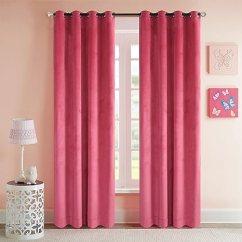 Grommet Kitchen Curtains Hutch Plans Nauxcen 80 遮光窗帘窗帘杆厨房窗帘适用于客厅隔热纯色索环窗帘面板 遮光窗帘窗帘杆厨房窗帘适用于客厅隔热纯色索