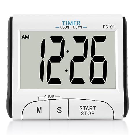 digital kitchen timers spotlights 厨房计时器 houswilltm 数字厨房计时器磁铁 用于烹饪 时钟计时器带 时钟