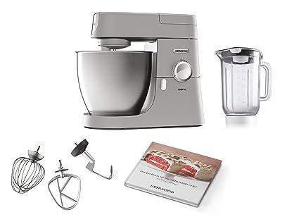 kitchen machine cabinet feet kenwood kvl4110s 厨房机器 6 7 l 1200 w 银色 厨具 亚马逊中国