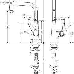 High Flow Kitchen Faucet Aerator Backsplash Hansgrohe 汉斯格雅talis Select S 单把厨房龙头舒适空间300mm带拉出式 单把厨房龙头舒适空间300mm带拉出式出水嘴镀铬 汉斯格雅 价格报价图片 亚马逊中国