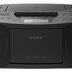 Led Tape Kitchen Models Sony 索尼cfds50 50 经典cd 与磁带扬声器带收音机 黑色 亚马逊中国