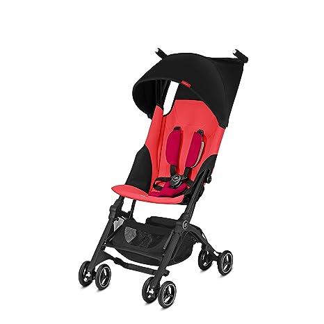 cherry kitchen cart rustic tables and chairs gb pockit 轻型婴儿车樱桃红 亚马逊中国 母婴用品