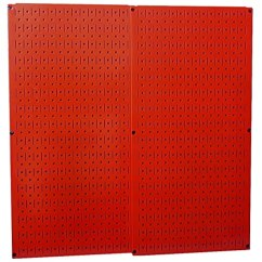 Kitchen Pegboard Rooster Canister Sets 墙上控制30 P 3232gv 钢pegboard 装红色 Wall Control 价格报价图片