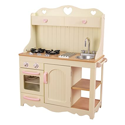kid craft kitchen delta victorian faucet kidkraft 普雷利过家家玩具厨房用具 玩具 亚马逊中国