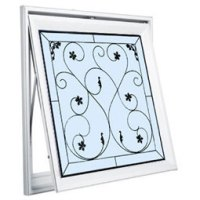 Decorative Windows - Octagon, Oval, Square