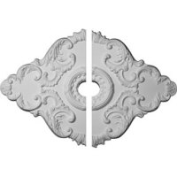 Two Piece Ceiling Medallions - Ceiling Medallions