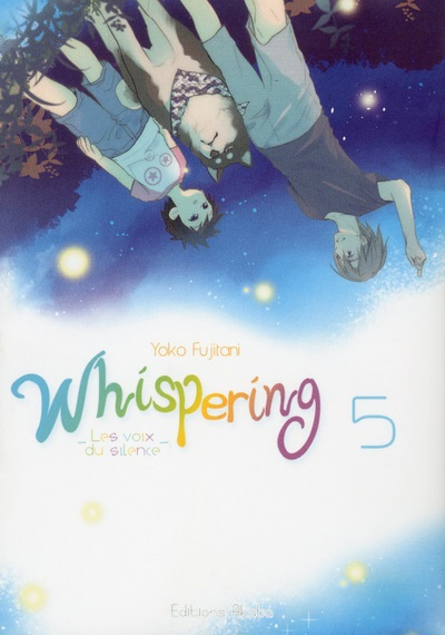 Whispering : les voix du silence, Tome 5