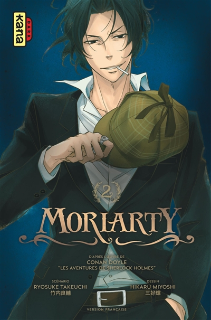 Moriarty. 2