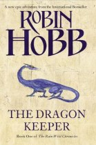 Dragon Keeper, UK cover