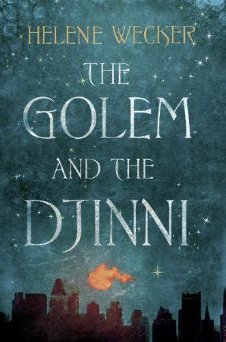Image result for golem and the jinni