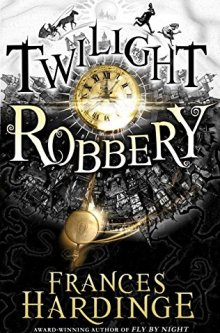 Twilight Robbery cover