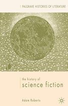 Palgrave History of SF cover