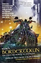 Welcome to Bordertown cover