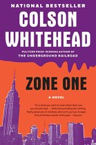 Zone One US cover