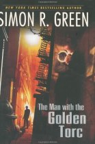 The Man With The Golden Torc, US cover