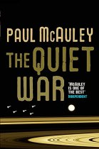 The Quiet War cover