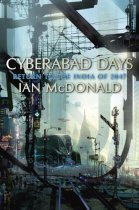 Cyberabad Days US cover