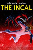 The Incal cover