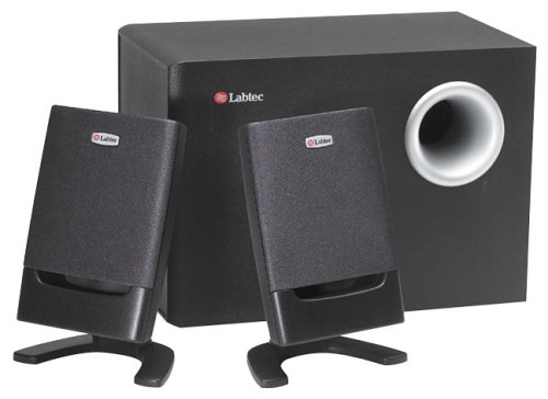 Labtec Pulse 475 Speakers
