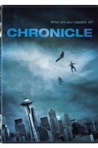 Chronicle DVD cover