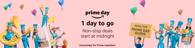 1 day to go! Non-stop deals start at midnight