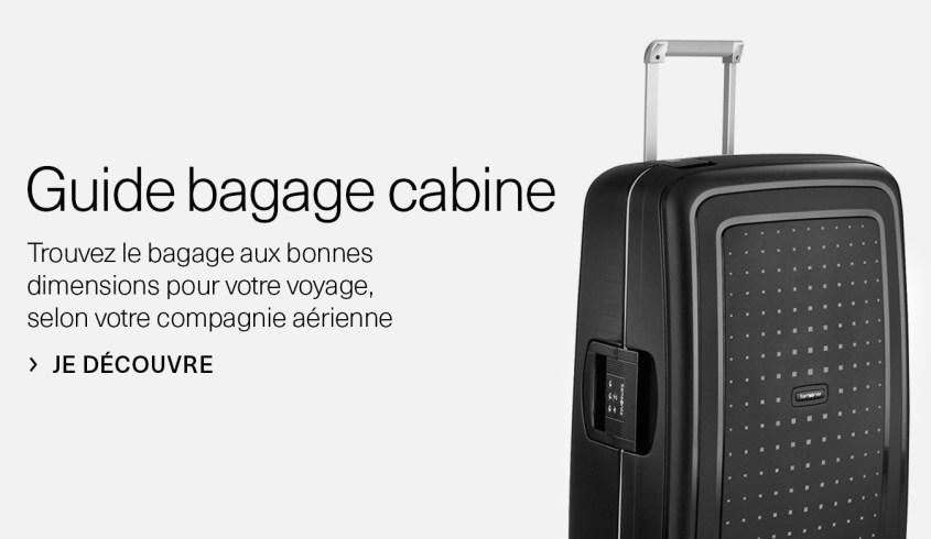Guide bagage à main Ryanair, Easyjet, Air France KLM