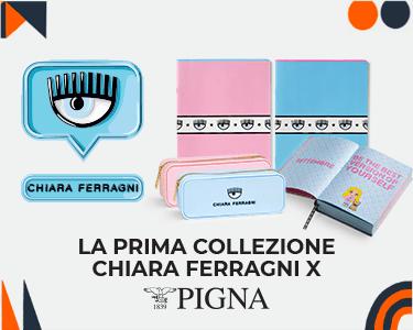 Collezione Chiara Ferragni per PIGNA