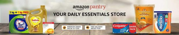 About Pantry