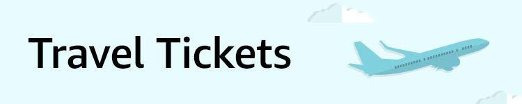 Book travel tickets online