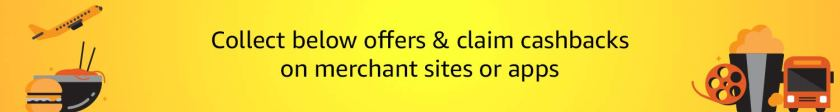 Collect offer below