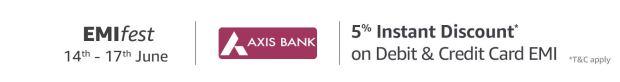 Axis Bank EMI Fest