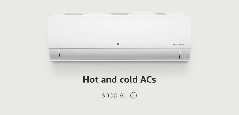 Hot and cold ACs