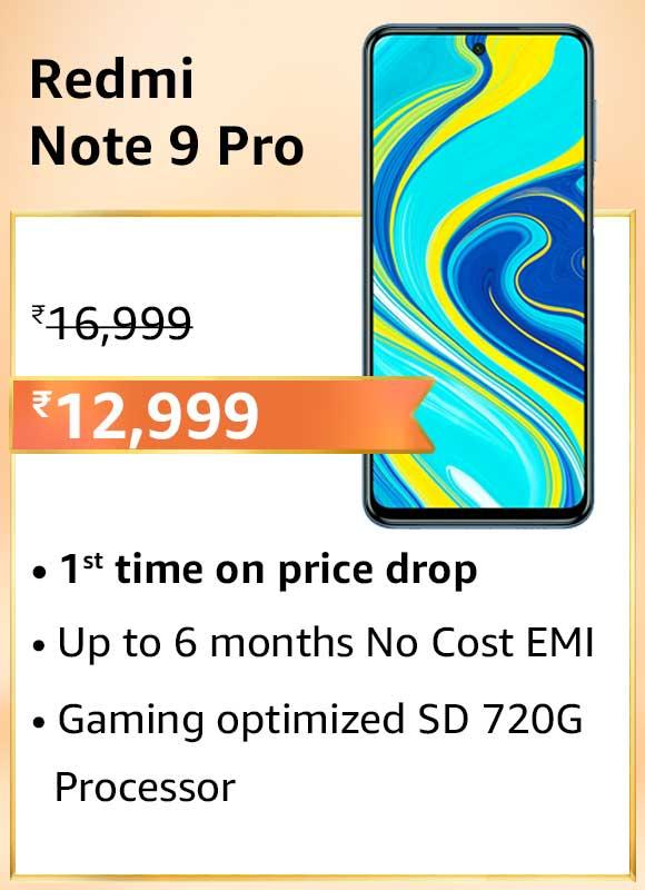 Note9Pro Golden