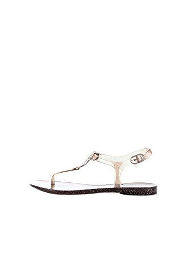 Guess FL6JAC RUB21 Sandalo Infradito Donna Nero 37