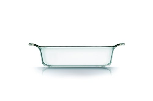 Lock & Lock molde de cristal para el horno–Oven Glass risotto–Microondas Lasaña Forma–Cristal–Olla para cocinar–Cristal Cocina Varios. tamaños