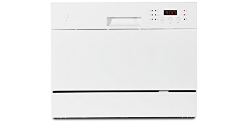 MEDION MD 16698 lavastoviglie Piano di lavoro 6 coperti A+