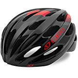 Giro Trinity Cycling Helmet Black/Bright Red Universal Adult (54-61 cm)