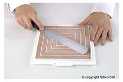 Silikomart-Professional--Backform-Insert-Dcor-Silikon-Quadratisch-doppelseitig--Einsatz-Dcor-Kche-UM-DIE-Backen-Silikonform