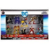 DC Nano Jada Metalfigs Batman, Bizarro, Batgirl, Flash, Catwoman Poisin Ivy, Hawkman, Black Adam, Shazam, Captain Atom