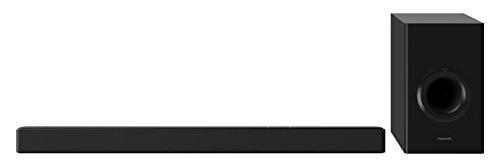 Panasonic SC-HTB488EGK Soundbar, Surround 2.1 ch, Subwoofer Wireless 16 cm Cono, 200 W, Bluetooth, Digital Audio, HDMI CEC, Design Elegante e Compatto, Possibilità di Montaggio a Parete, Nero