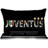 Deric Halo Funny Zippered Divano Cuscini Championi Ditalia Juventus Pillow Case Protezioni; Best Design di Fantasia Copertura del Cuscino Modello