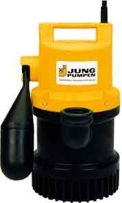 Jung Pumpen Pumpe U 6 K NIRO ES Pumpe 4037066002279