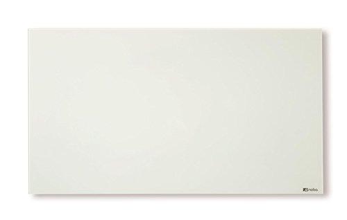 Nobo Diamond Lavagna Magnetica in Vetro, 1260 X 711 mm, Pennarello Incluso, Magneti e Kit di...