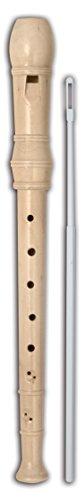 Bontempi 31 – Flauto Dolce in Legno, diteggiatura Barocca 3210